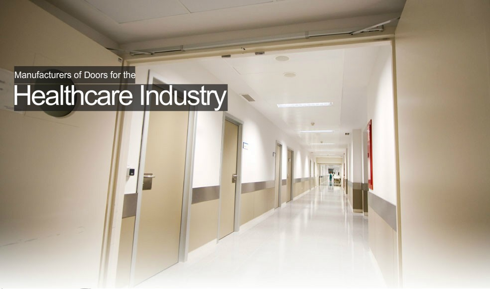 Manufactures of Doors for the Healthcare Industry