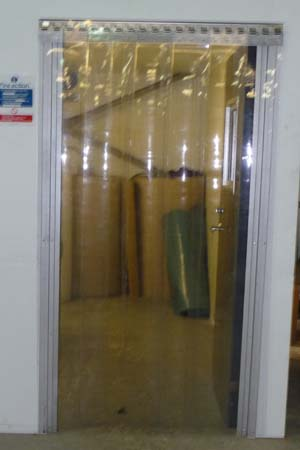 Strip Curtain Doors - J&J Overhead Door