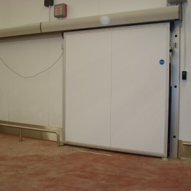 Heavy Duty Sliding Door