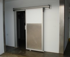 Light Duty Sliding Door
