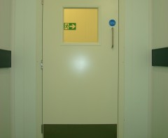 Steel Fire Door 1-4 Hours