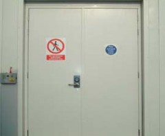 Steel Security Door LPS1175 Certification