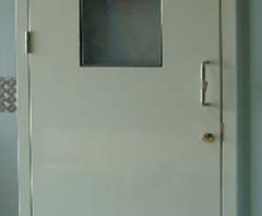 GRP Clean Room Door