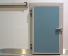 Temperature Controlled Hinged Door